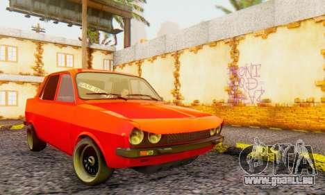Dacia 1300 Tuned pour GTA San Andreas