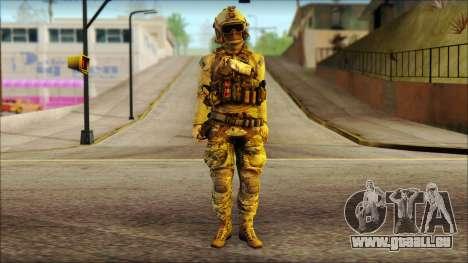 USAss from BF4 pour GTA San Andreas