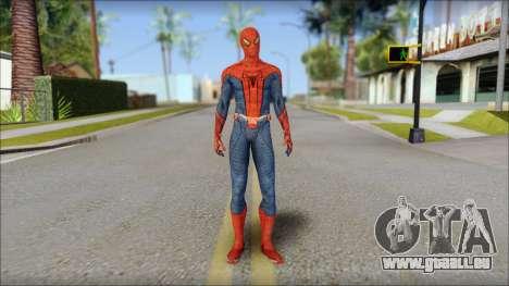Standart Spider Man pour GTA San Andreas