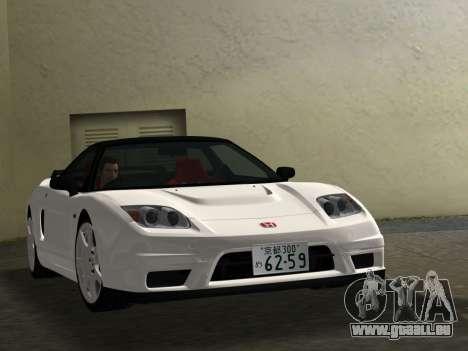 Honda NSX-R für GTA Vice City