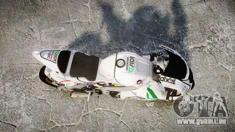 Honda RC211V für GTA 4 rechte Ansicht