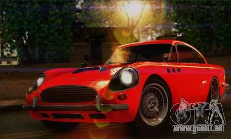DewBauchee JB-700 1.0 (IVF) für GTA San Andreas