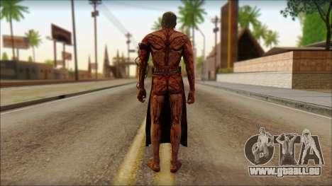 Outlast Surgeon pour GTA San Andreas deuxième écran