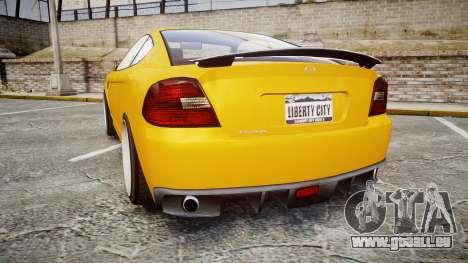 GTA V Bollokan Prairie Wheel1 pour GTA 4 Vue arrière de la gauche