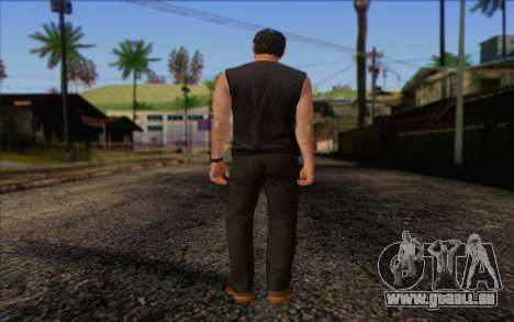 Trevor Phillips Skin v4 für GTA San Andreas zweiten Screenshot