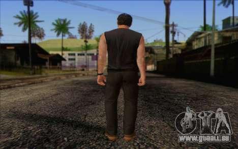 Trevor Phillips Skin v4 pour GTA San Andreas deuxième écran