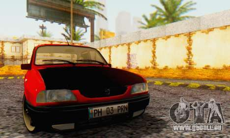 Dacia 1310 TLX PRN v2 pour GTA San Andreas laissé vue
