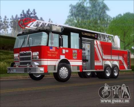 Pierce Arrow XT TFD Ladder 1 für GTA San Andreas