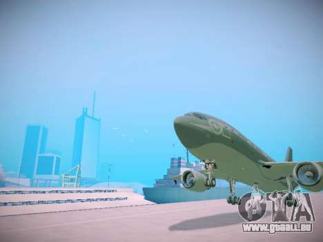 Canadian Forces Airbus CC150 Polaris pour GTA San Andreas