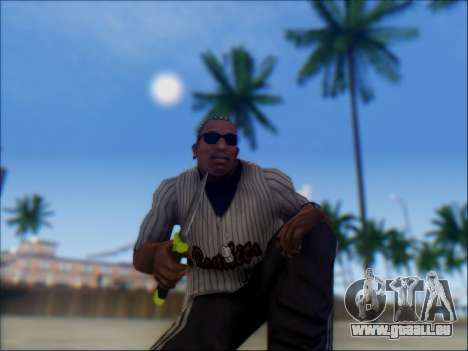 Dive pour GTA San Andreas quatrième écran