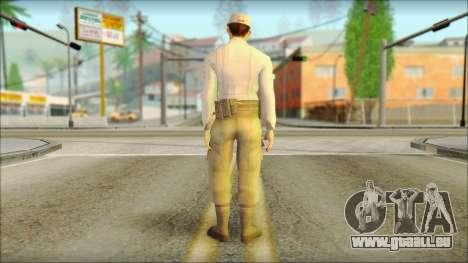 Abstergo security BETA für GTA San Andreas zweiten Screenshot