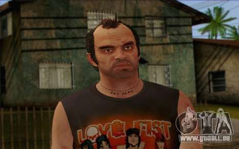 Trevor Phillips Skin v4 für GTA San Andreas dritten Screenshot