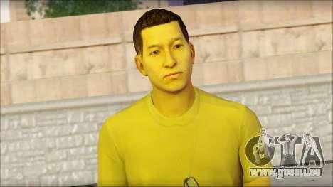 GTA 5 Soldier v1 pour GTA San Andreas troisième écran