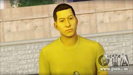 GTA 5 Soldier v1 für GTA San Andreas dritten Screenshot