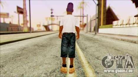Nain pour GTA San Andreas deuxième écran