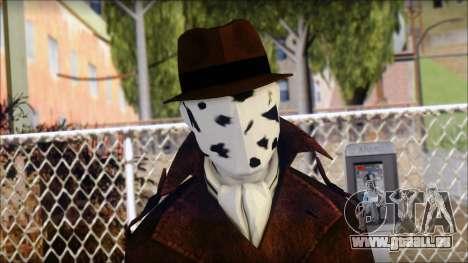Staff Soldier pour GTA San Andreas troisième écran