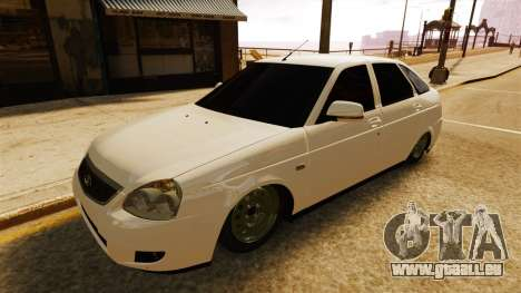 Lada Priora pour GTA 4