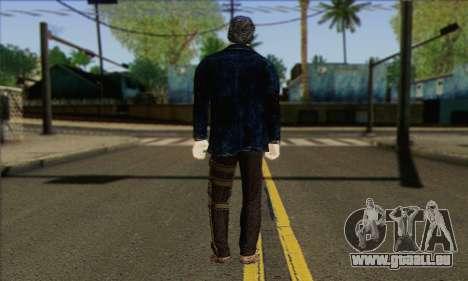 Damien from Watch Dogs für GTA San Andreas zweiten Screenshot