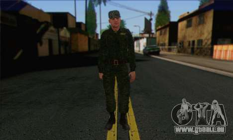 Private Motorisierte Gewehr Truppen. RAA v2 für GTA San Andreas