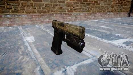 Pistolet Glock 20 devgru pour GTA 4