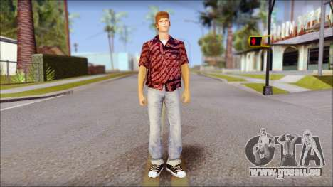 Marty from Back to the Future 1955 für GTA San Andreas