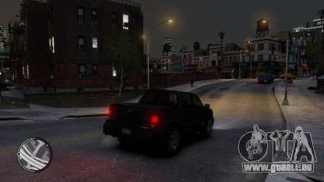 ENB-promo (0.79) v6.3 для GTA 4 pour GTA 4 quatrième écran