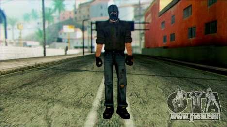 Manhunt Ped 18 für GTA San Andreas