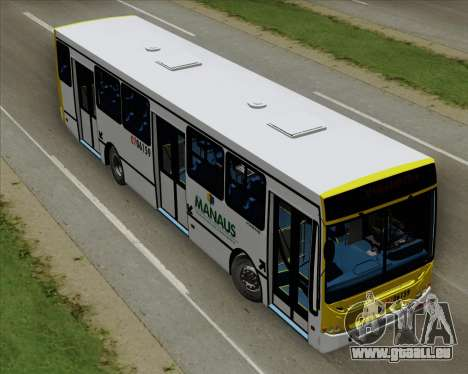 Caio Induscar Apache S21 Volksbus 17-210 Manaus pour GTA San Andreas moteur