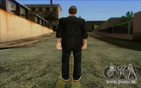 Russian Cats II Skin 1 für GTA San Andreas zweiten Screenshot