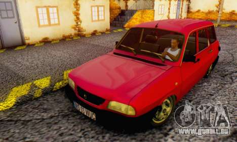 Dacia 1310 Break WUC für GTA San Andreas