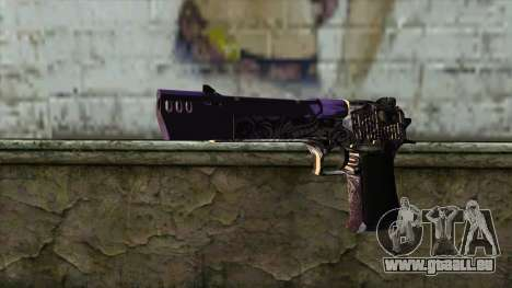 PurpleX Desert Eagle pour GTA San Andreas