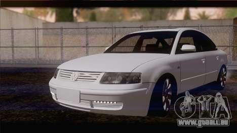 Volkswagen Passat B5 pour GTA San Andreas
