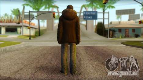 Vandal Euromaidan Style Dirty für GTA San Andreas zweiten Screenshot