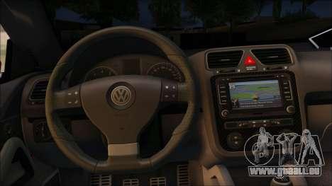 Volkswagen Scirocco Soft Tuning für GTA San Andreas rechten Ansicht