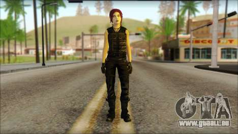 Tomb Raider Skin 14 2013 pour GTA San Andreas