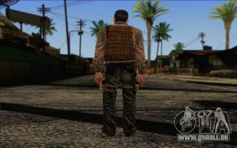 Frost from ArmA II: PMC pour GTA San Andreas deuxième écran