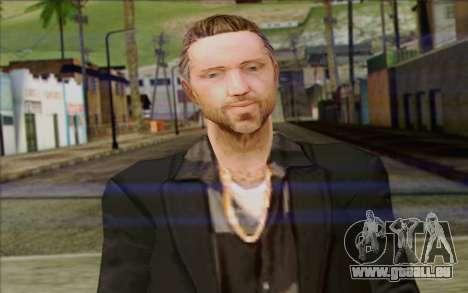 Russian Cats II Skin 1 für GTA San Andreas dritten Screenshot