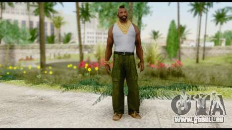 MR T Skin v2 pour GTA San Andreas