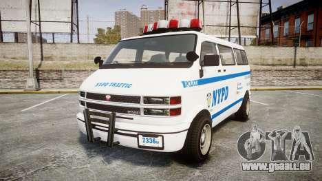 GTA V Bravado Youga NYPD für GTA 4