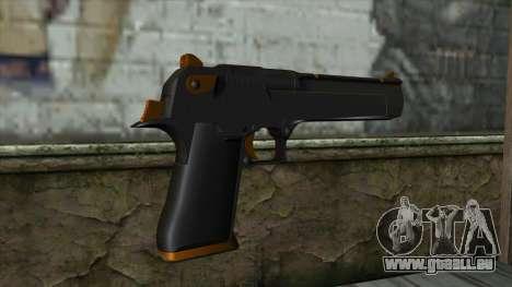 Nitro Desert Eagle pour GTA San Andreas deuxième écran