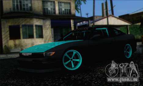 Nissan 240SX Drift Monster Energy pour GTA San Andreas