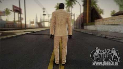 Black Mask für GTA San Andreas zweiten Screenshot
