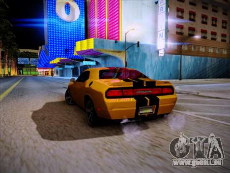 Nouveau ENBSeries par MC_Dogg pour GTA San Andreas dixième écran