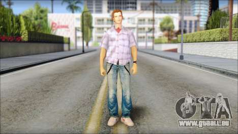 Marty from Back to the Future 1985 pour GTA San Andreas