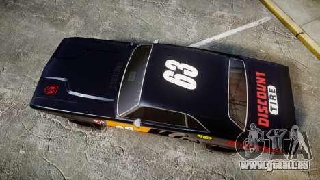 Dodge Challenger 1971 v2.2 PJ8 pour GTA 4 est un droit