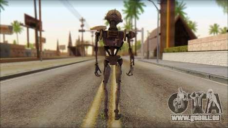 C-21 Highsinger für GTA San Andreas zweiten Screenshot