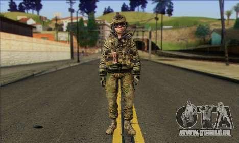 Task Force 141 (CoD: MW 2) Skin 11 für GTA San Andreas