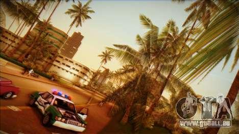 Vice ENB GTA Vice City pour la troisième écran