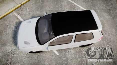 Volkswagen Golf Mk4 R32 Wheel2 pour GTA 4 est un droit