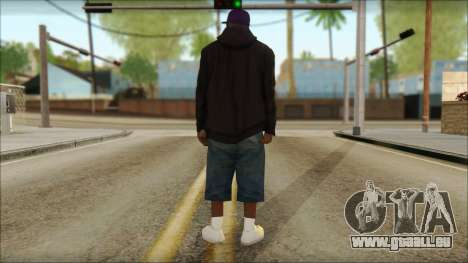 Plen Park Prims Skin 2 pour GTA San Andreas deuxième écran